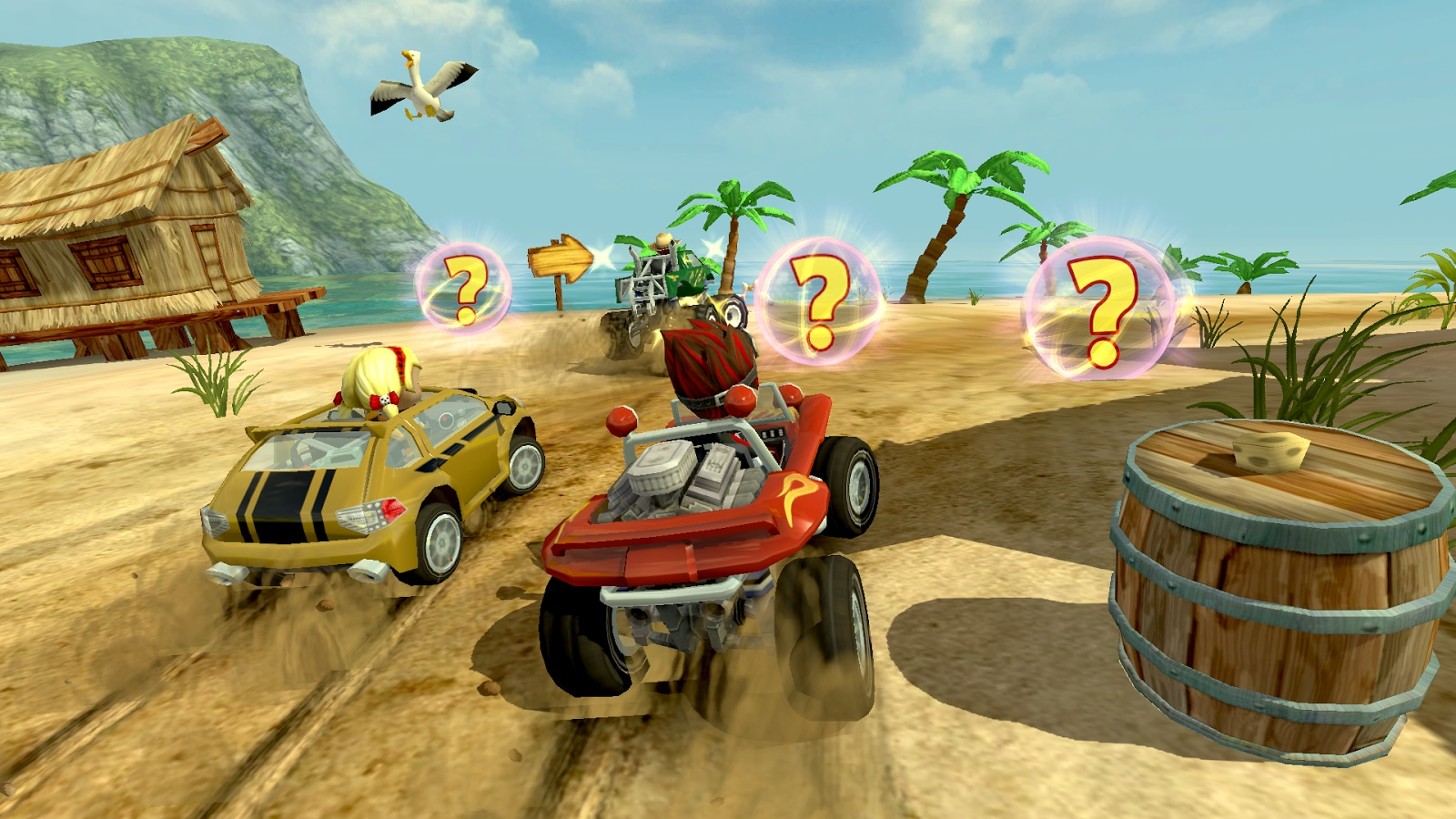Beach Buggy Racing Android (6)