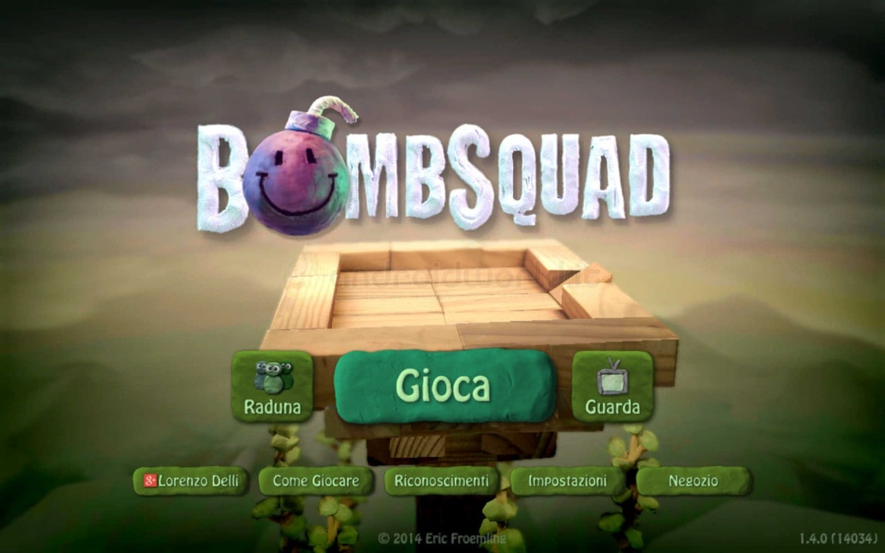BombSquad Play Store Header