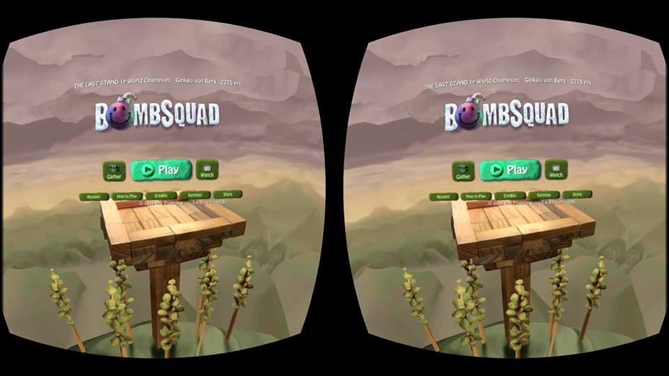 Bombsquad arriverà su Gear VR e sul Play Store