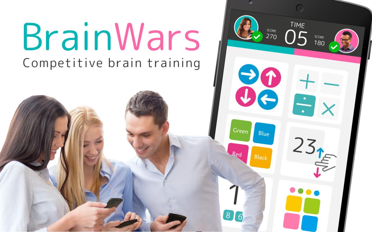 Brain Wars Header