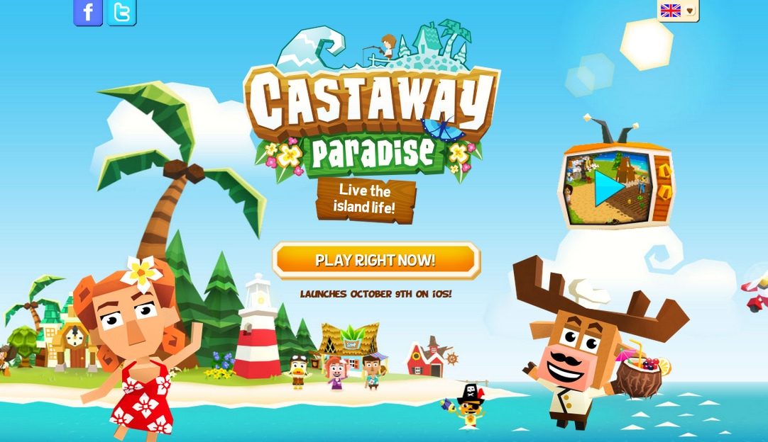 Castaway Paradise: simil-Animal Crossing su mobile in arrivo da Stolen Couch Games (video)