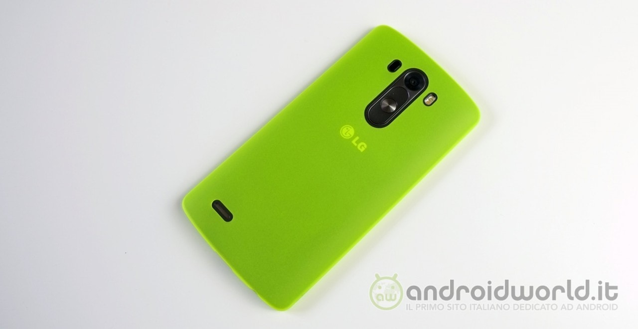 Cover 0.3 LG G3 4