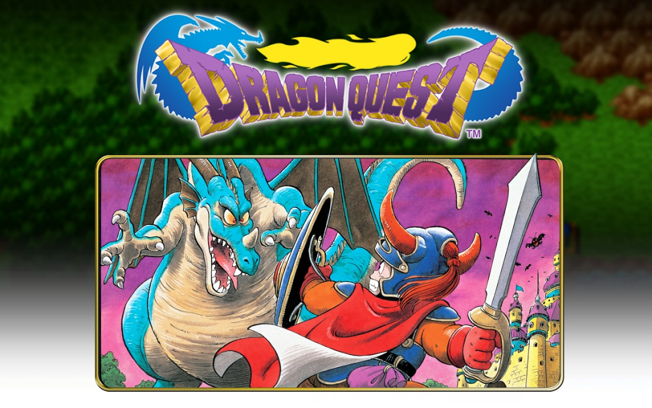 DRAGON QUEST Android Header