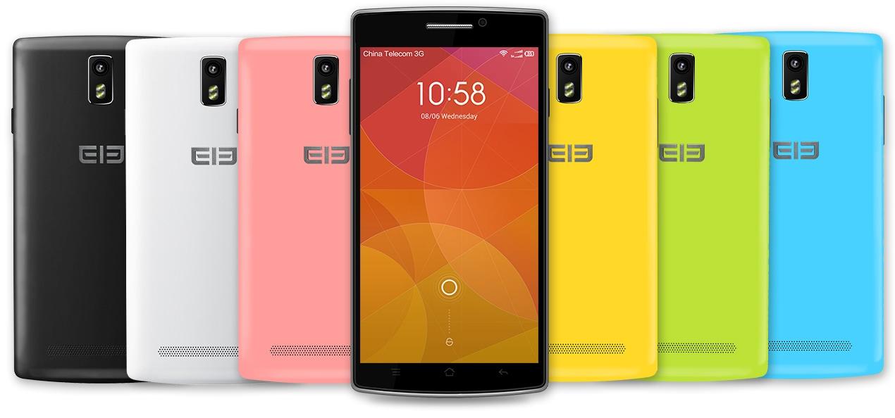 Elephone G5 9