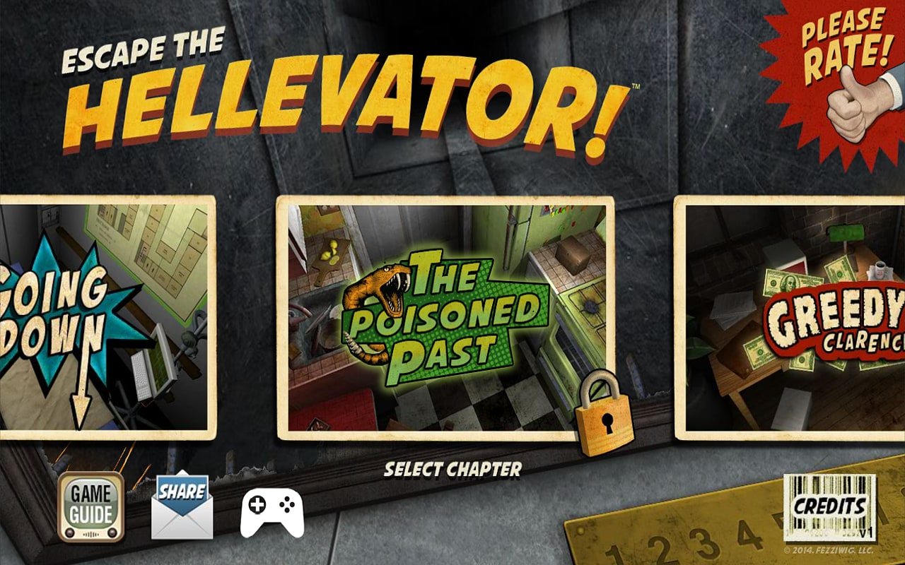 Escape the Hellevator! Android (1)