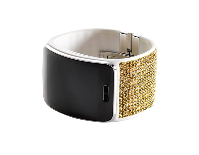 Galaxy Gear S Swarovski