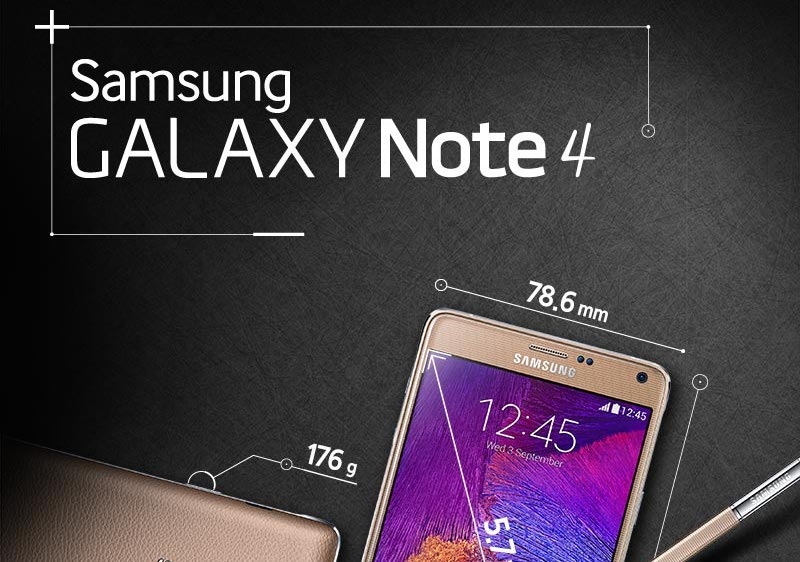 Galaxy Note 4 info final