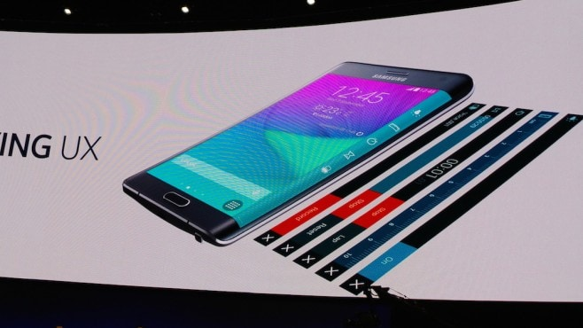 Galaxy Note Edge UX