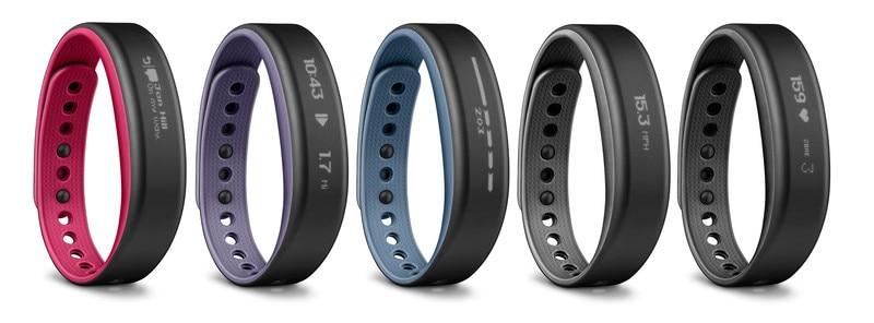 Ecco Garmin vívosmart, a metà strada tra smartwatch e activity tracker
