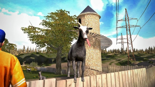 Goat Simulator Android (1)