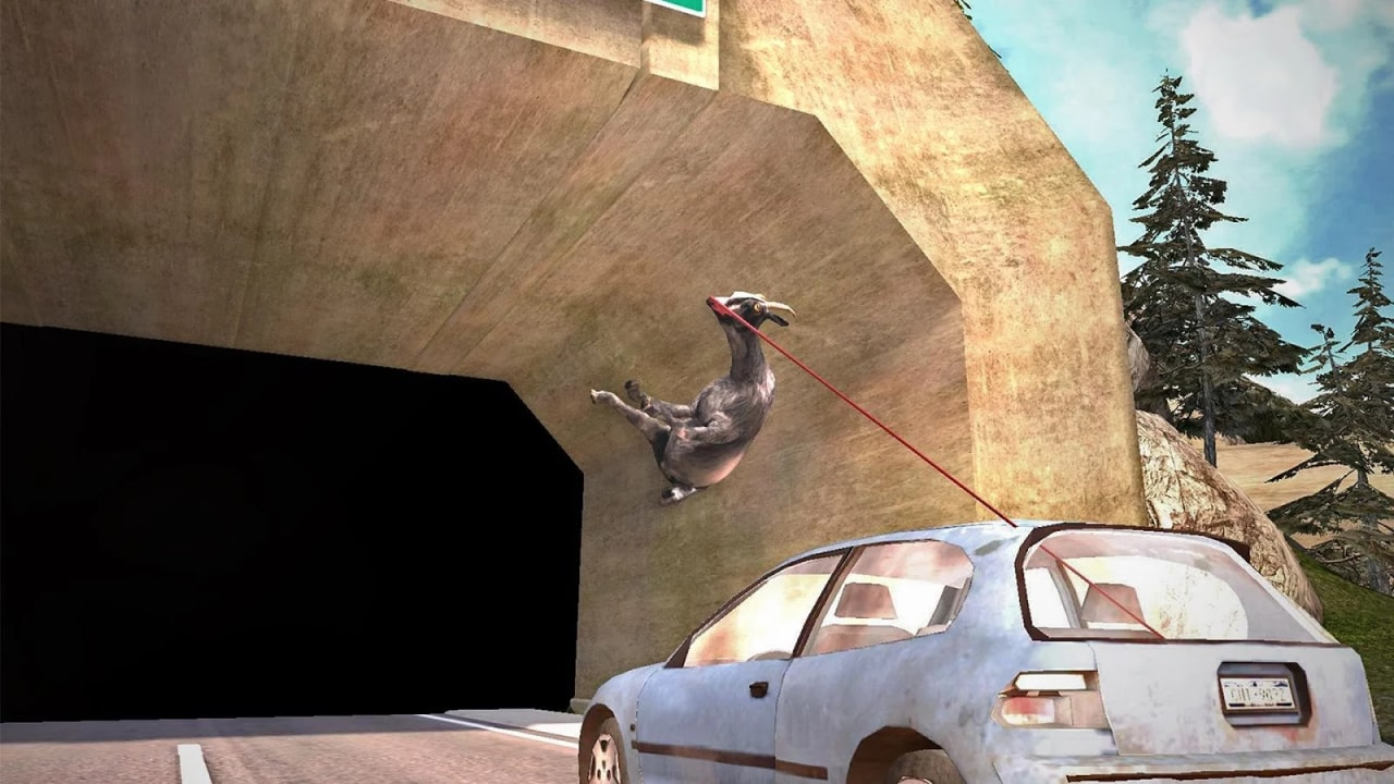 Goat Simulator Android (2)
