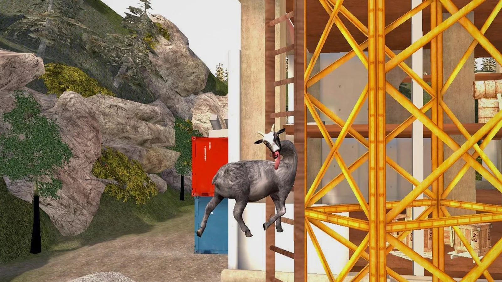 Goat Simulator Android (5)