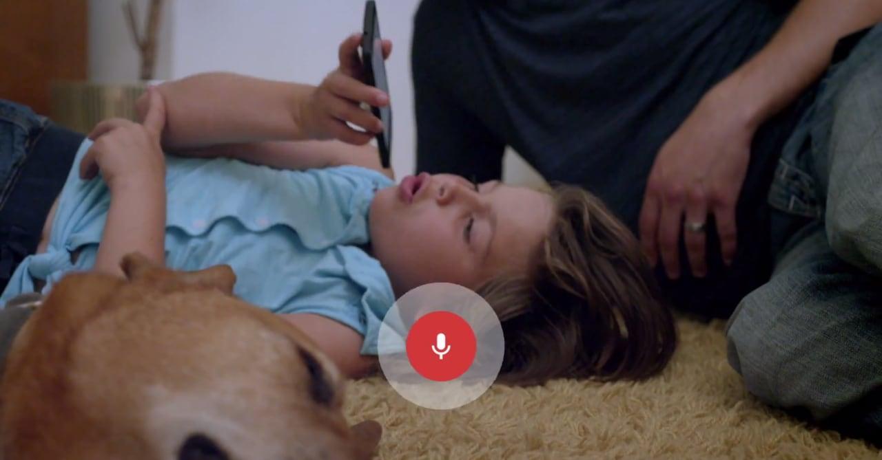 Google App video