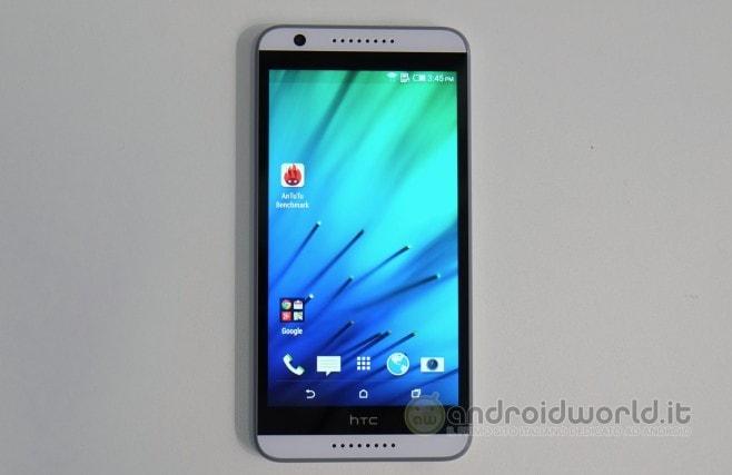 HTC Desire 820 anteprima 02