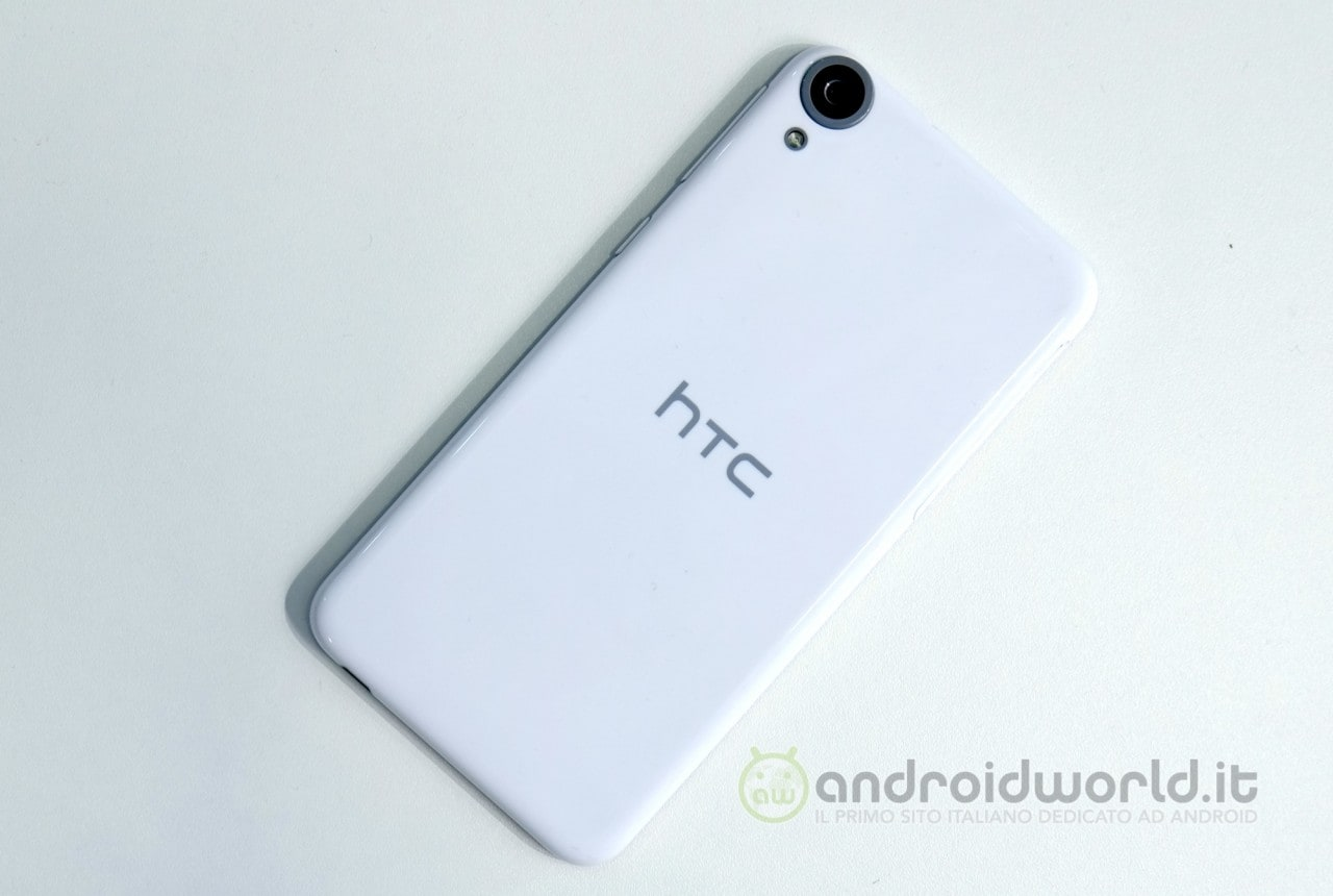 HTC Desire 820 anteprima 04