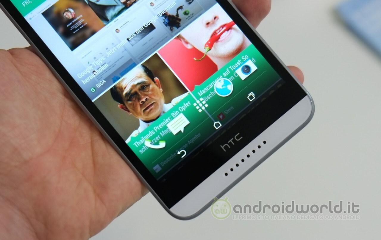 HTC Desire 820 anteprima 08