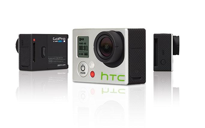 HTC GoPro