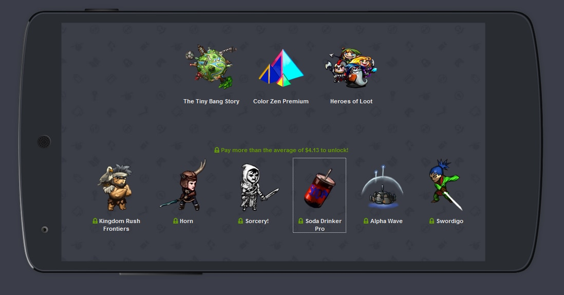 Humble Mobile Bundle 7 update