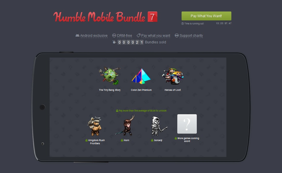 Humble Mobile Bundle 7