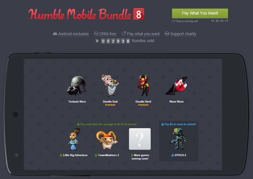 Humble Mobile Bundle 8