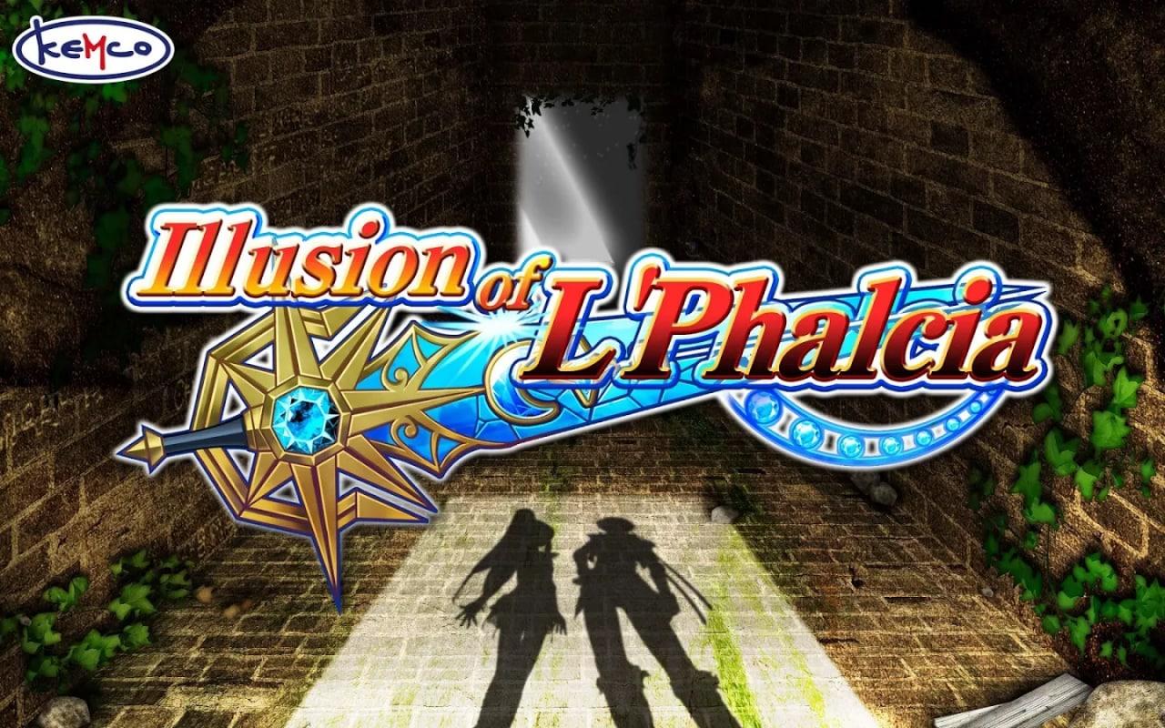 Illusion of L'Phalcia di Kemco arriva sul Play Store (foto e video)