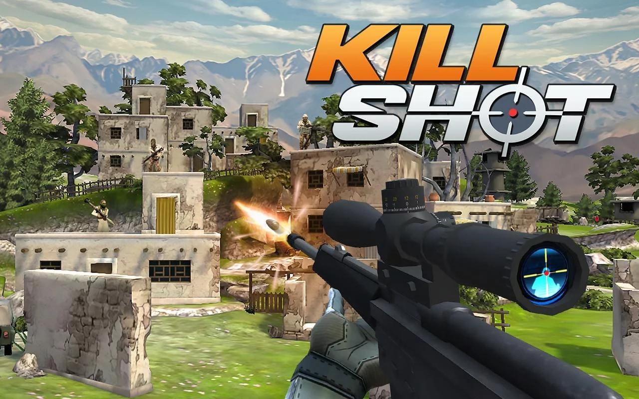 Kill Shot Header