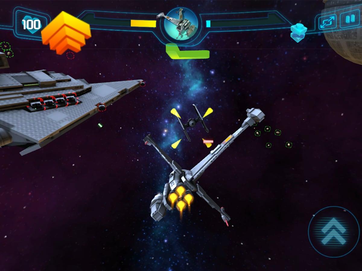 LEGO Star Wars Yoda II Android (1)