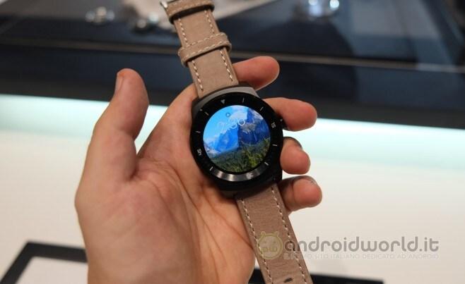 LG G Watch R anteprima 08