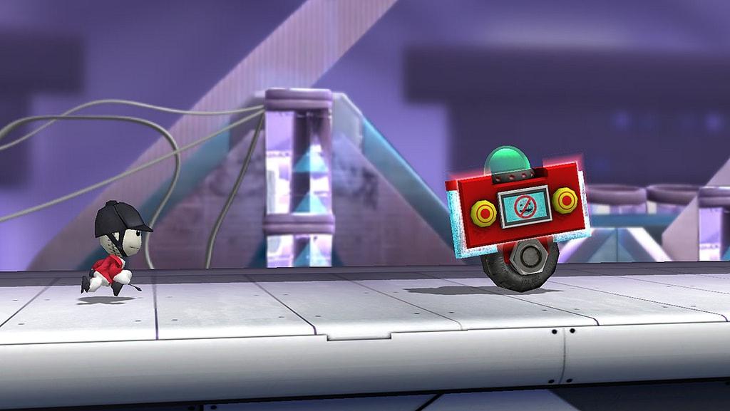 Little Big Planet Run Sackboy Run (1)