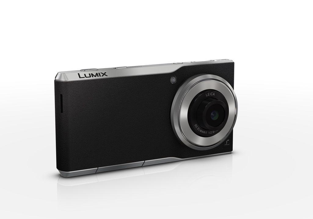 Lumix CM1 side