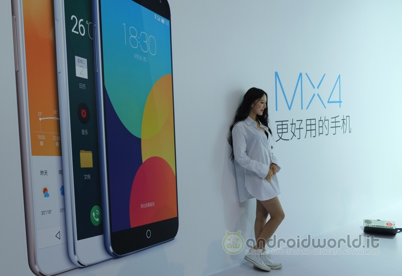 Meizu MX4 presentazione 23
