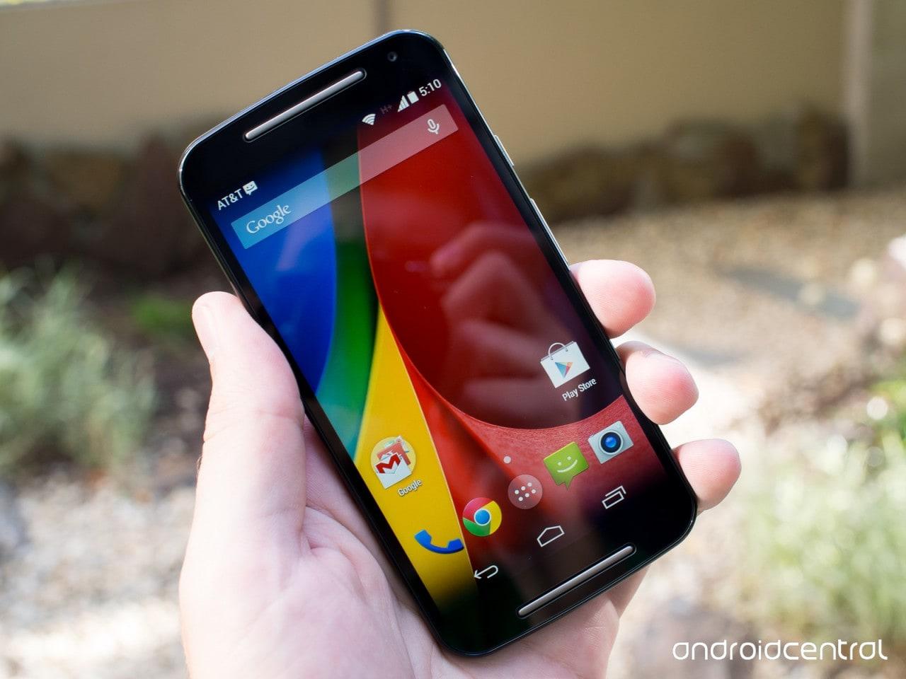 Nuovo Motorola Moto G: hands-on (foto e video)