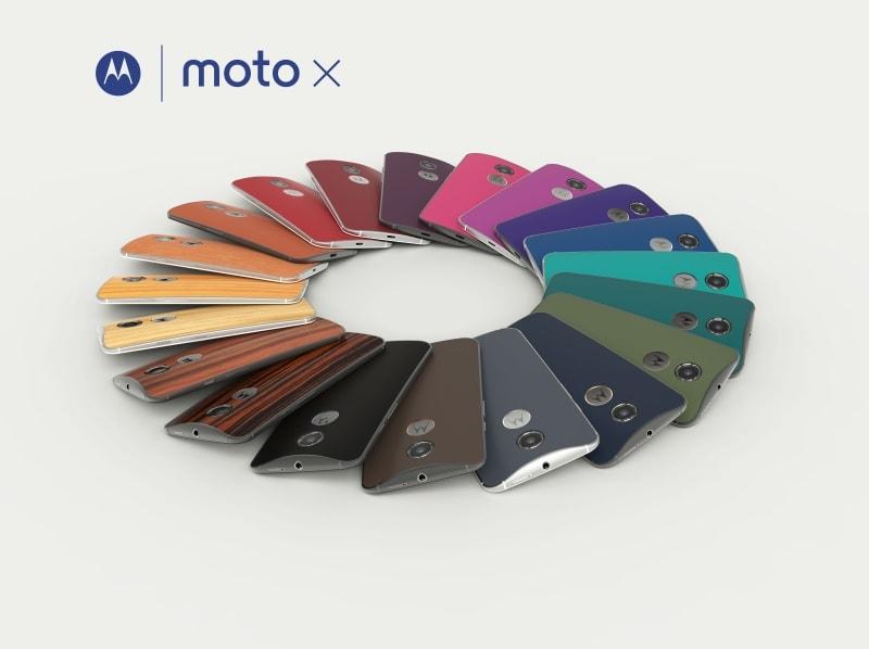 Moto X Moto Maker finale