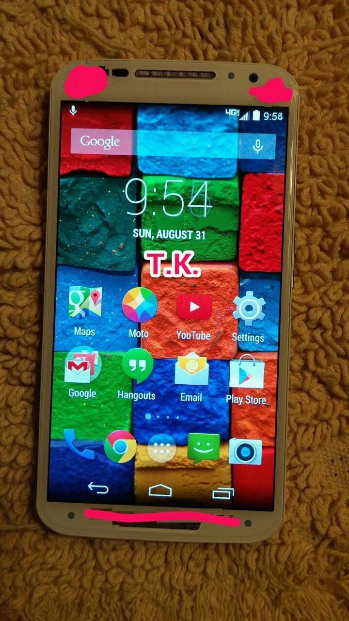 """Nuove immagini e dettagli sul pulsante sul retro per Moto X+1 o """"Nuovo Moto X"""" (foto)"""