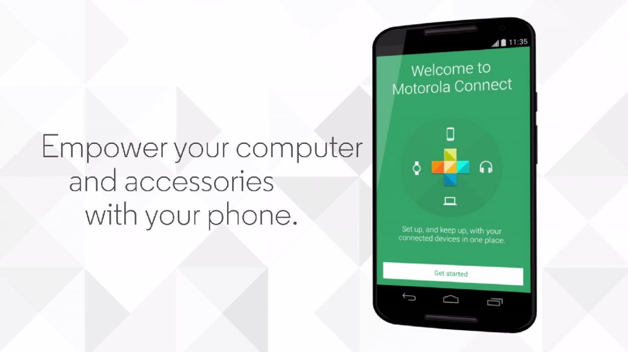 Motorola Connect: ecco le novità per la gestione di Moto 360 e non solo (video)