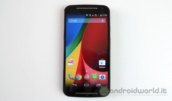 Motorola Moto G (2014) 1