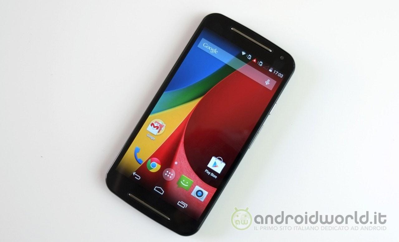Motorola inizia il soak test di Marshmallow su Moto G (2014): presto per tutti? (foto)