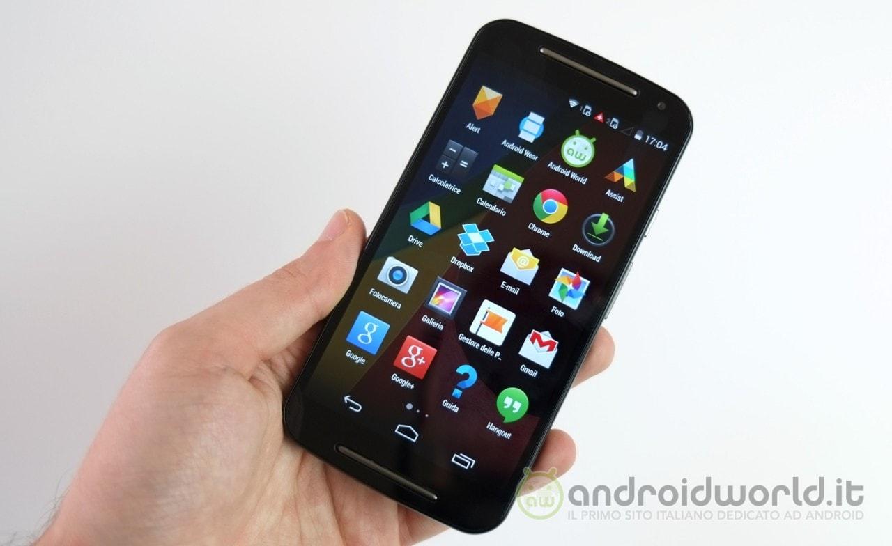 Motorola Moto G (2014) 6