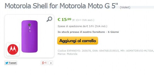 Motorola Shell Expansys
