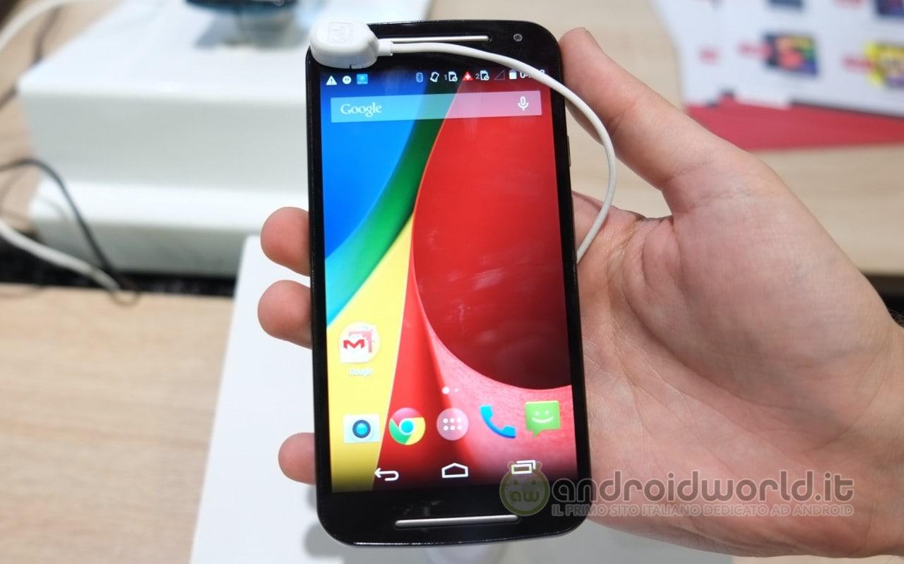 Motorola nuovo Moto G 1
