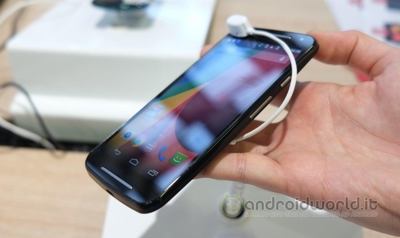 Motorola nuovo Moto G 2
