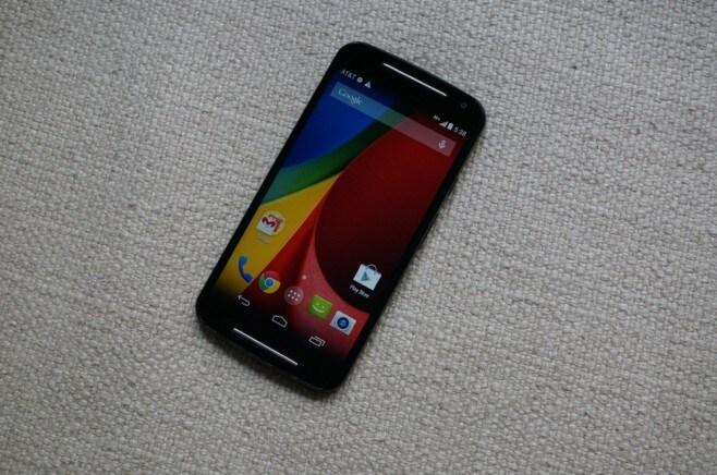 Nuovo Motorola Moto G Unboxing (1)