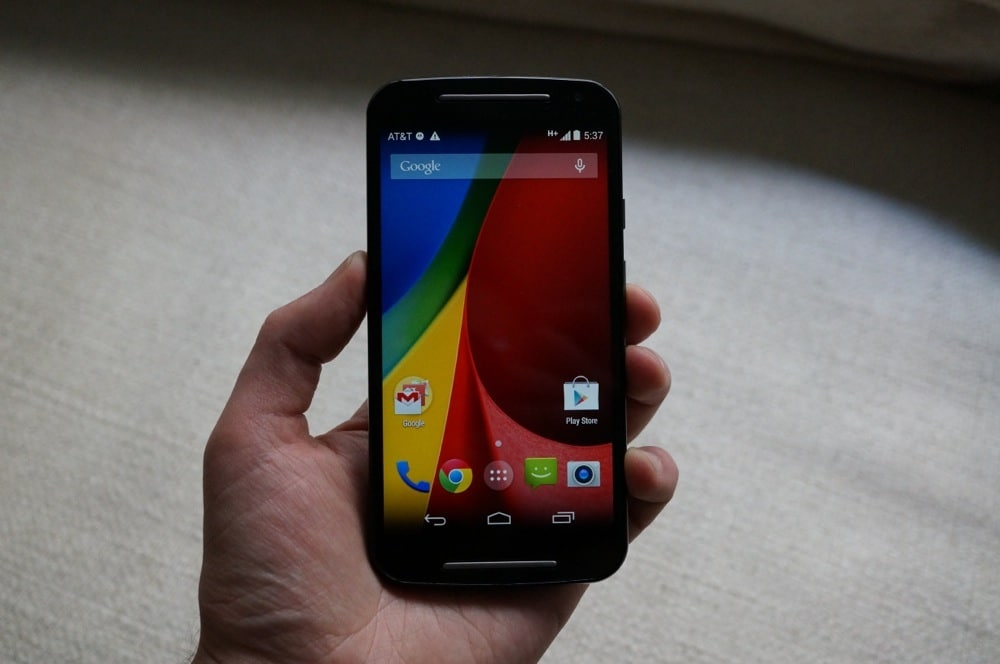 Motorola nuovo Moto G già a 179€ su Amazon Spagna