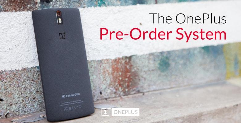 OnePlus annuncia i pre-ordini per One: in arrivo a fine ottobre, ma solo per un tempo limitato