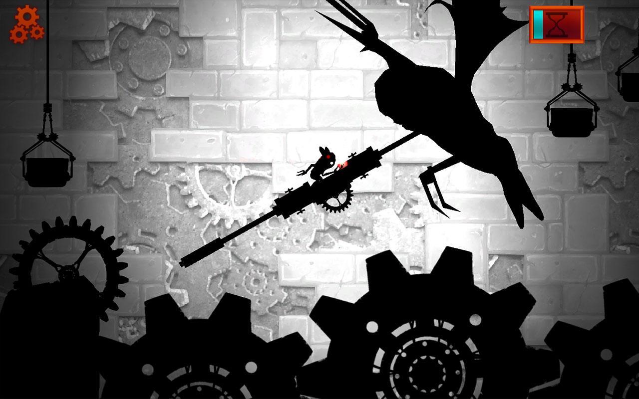 Il platform Oscura: Second Shadow è disponibile sul Play Store (foto e video)