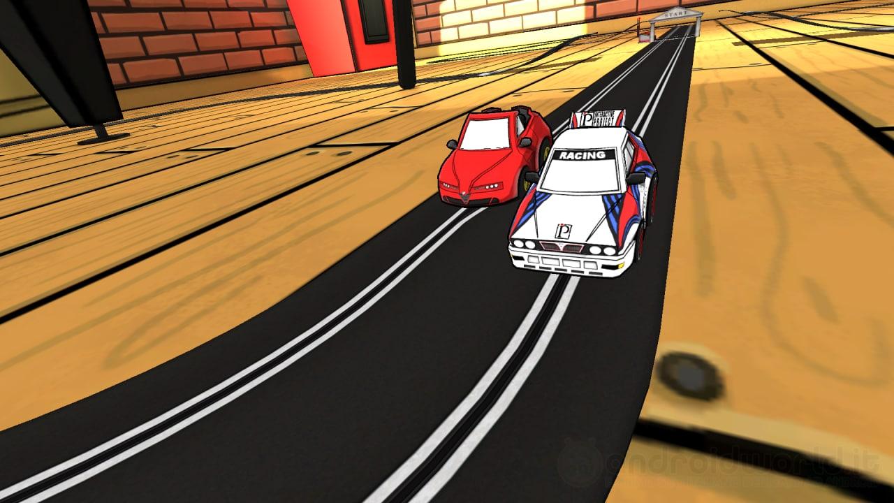 OverVolt: il gioco di corse italiano in stile piste Polistil da ottobre su Android (foto e video)