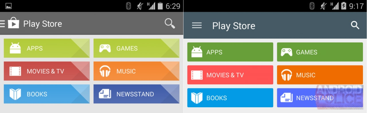 Play Store 5.0