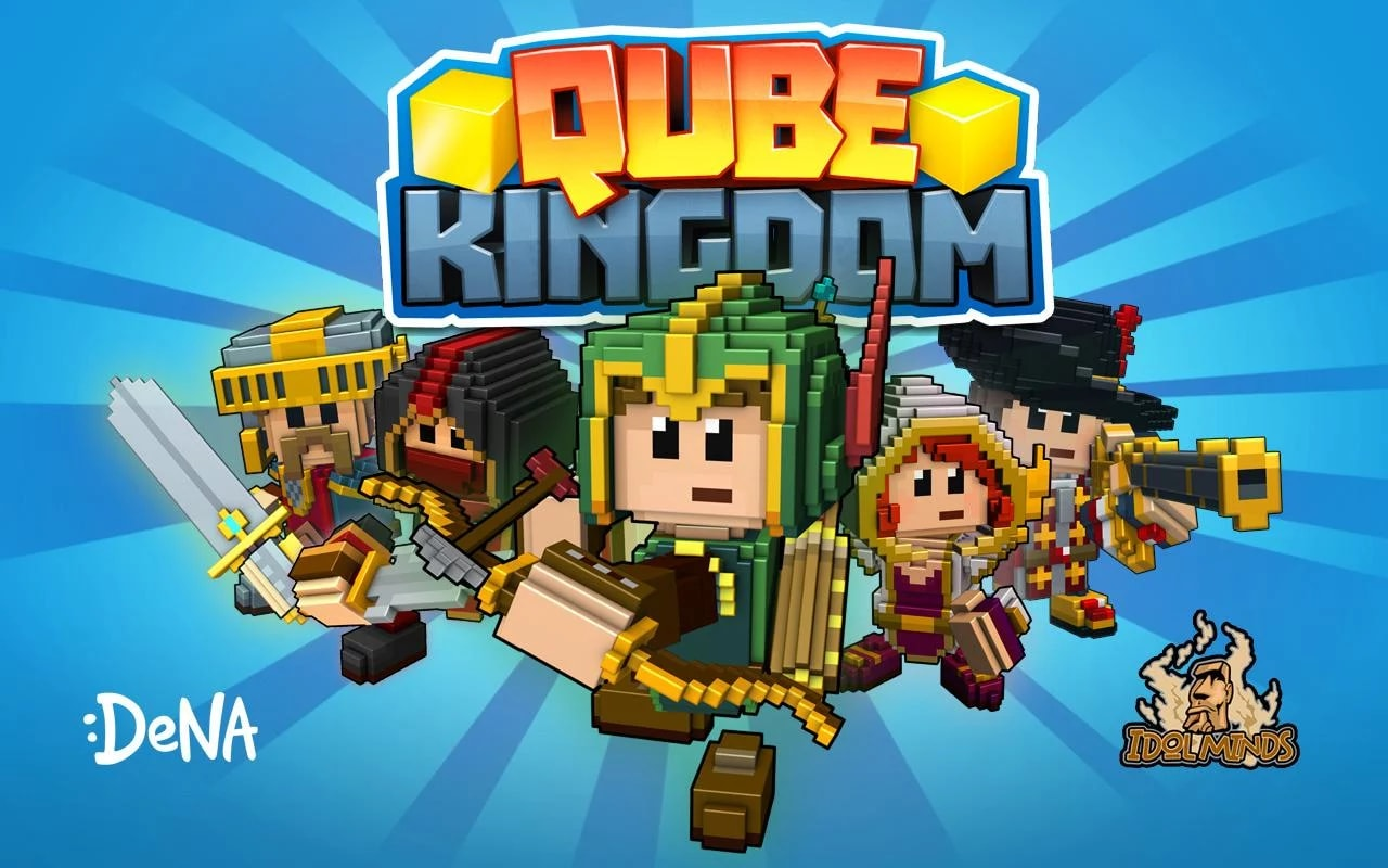 Qube Kingdom Header