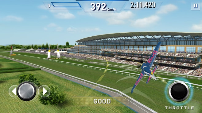 Red Bull Air Race The Game Android (3)