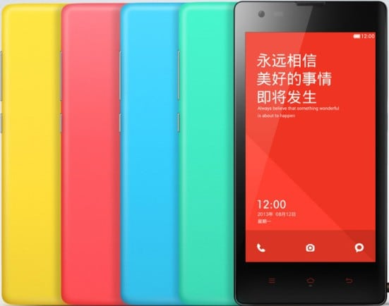 Xiaomi vende 40.000 unità di Redmi 1S in soli 4,2 secondi in India